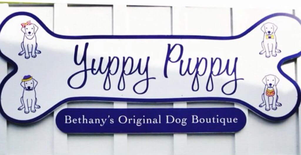 Yuppy Puppy Store in Bethany Beach, DE