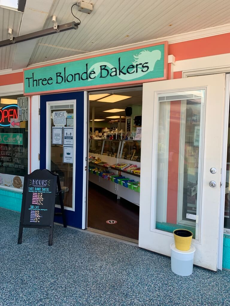 Three Blonde Bakers - Fun Things to Do in Bethany Beach