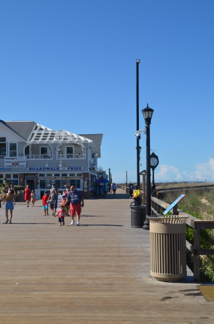 Boardwalk - 4 Fun Things to Do in Bethany Beach Delaware